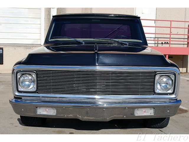 Chevy Pick Up 1971, original y Custom