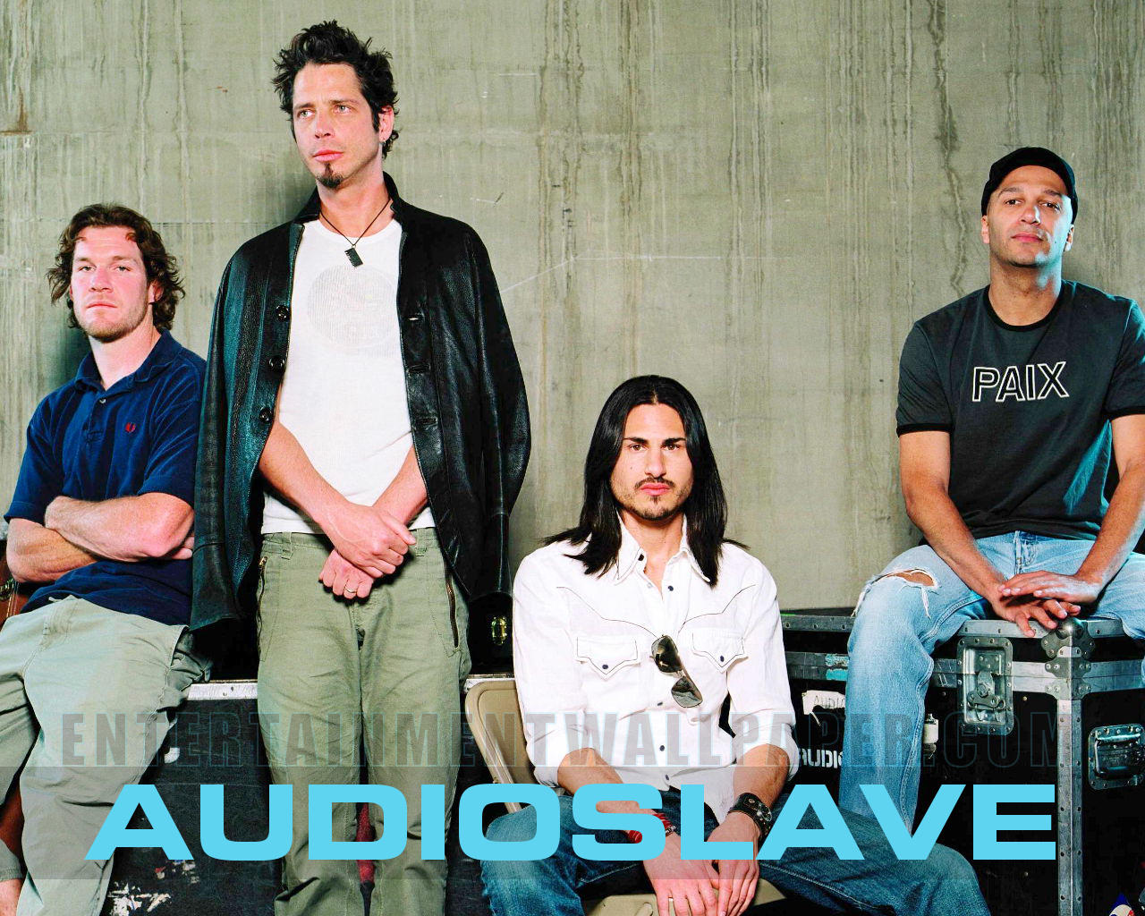 youtube.com audioslave show me how to live