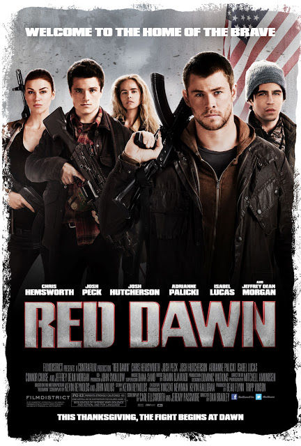 [Pelicula]Red Dawn [Accion] [DVDRip][latino][Mega][1 Link]