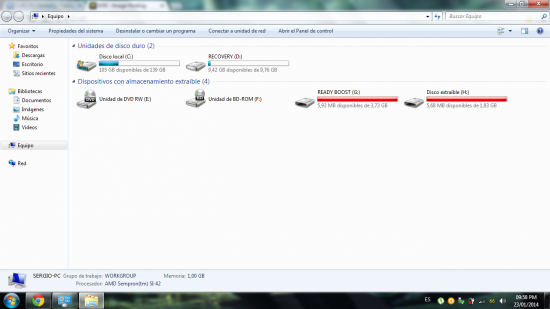 clave de producto windows 7 ultimate x64