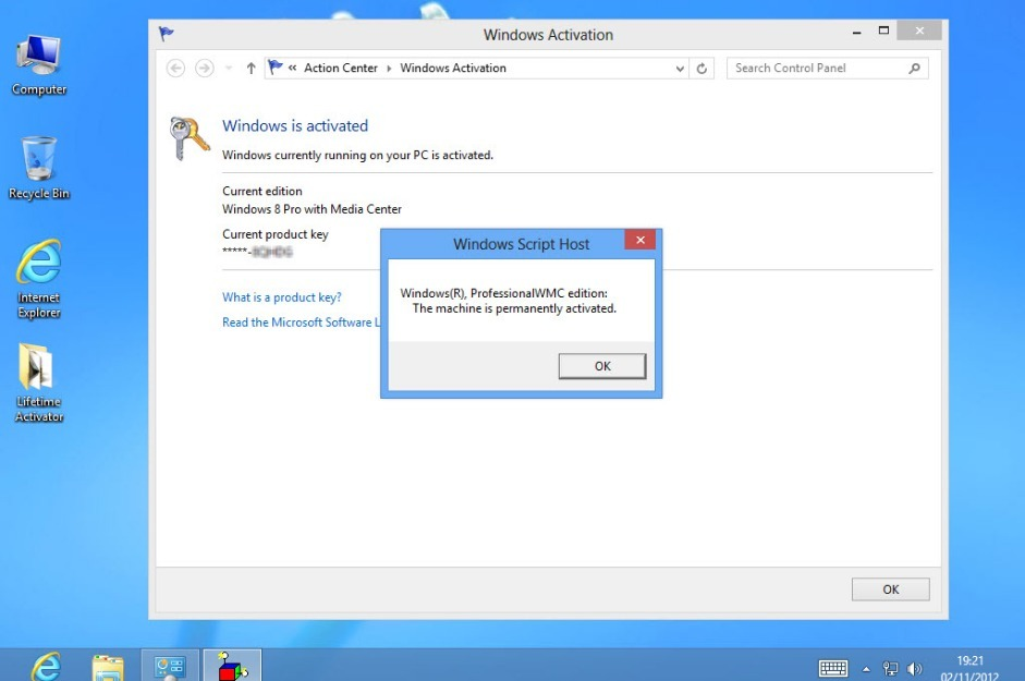 Windows 8 16 in 1 Build 9200 AIO x86x64 Permanent Activator.