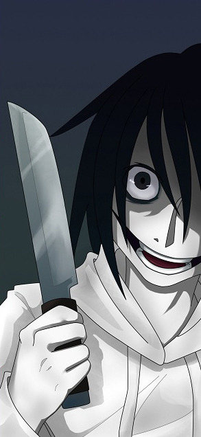Jeff the killer vs Slenderman [Creepypasta]