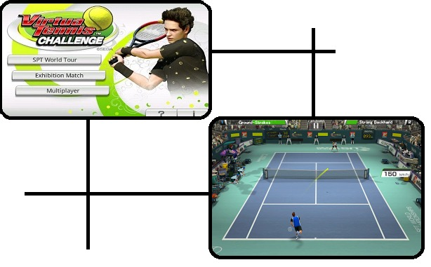 Virtual Tennis Challenge para Android