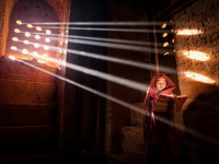 Light Source, by Marcelo Castro, Old Bagan, Myanmar