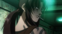 #Anime #RS  Nueva serie disponible:  Black Lagoon Roberta`s Blood Trail BDRip 720p MKV  Episodios: 5 Genero: Seinen, Drama, Acci...