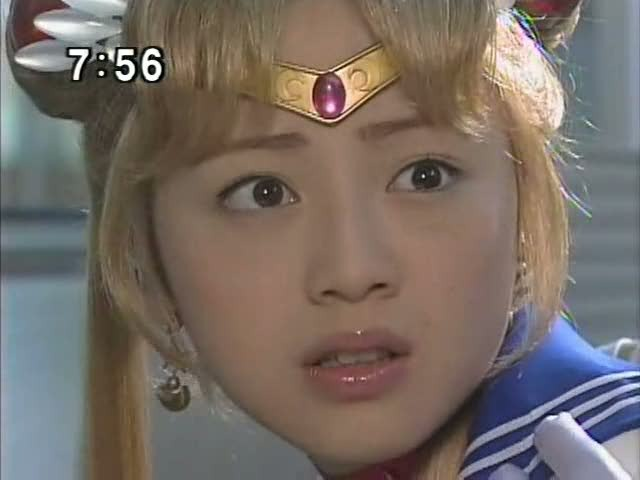 Pretty Guardian Sailor Moon (dorama japonés)