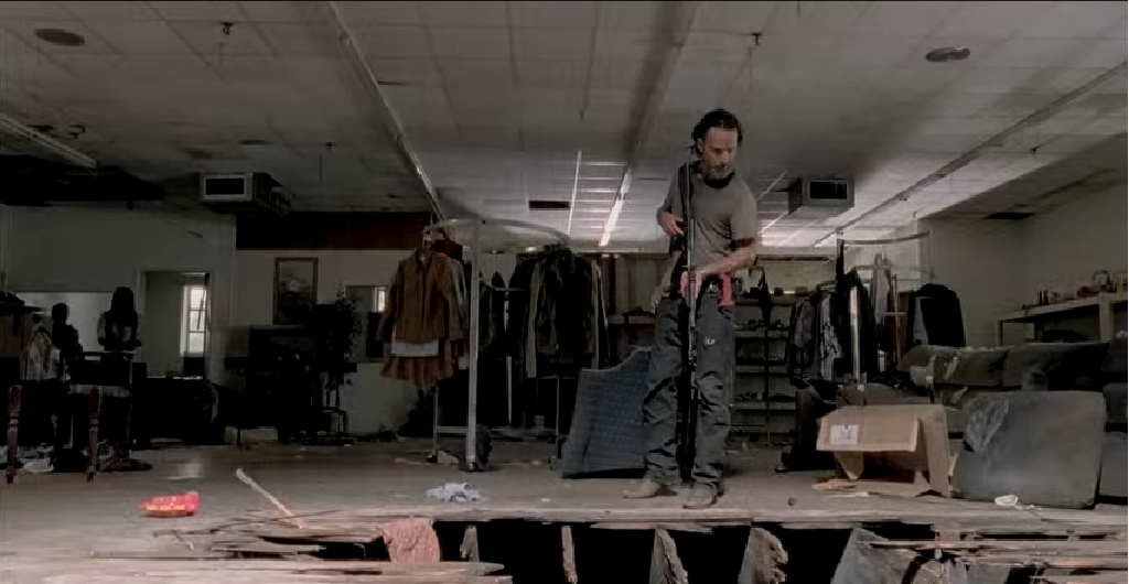 "The Walking Dead 5x02 ''Strangers"" Promo,Sneak Peeks y Spoilers 1BA"