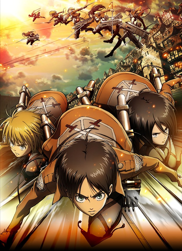 El anime Shingeki no Kyojin confirma doble temporada