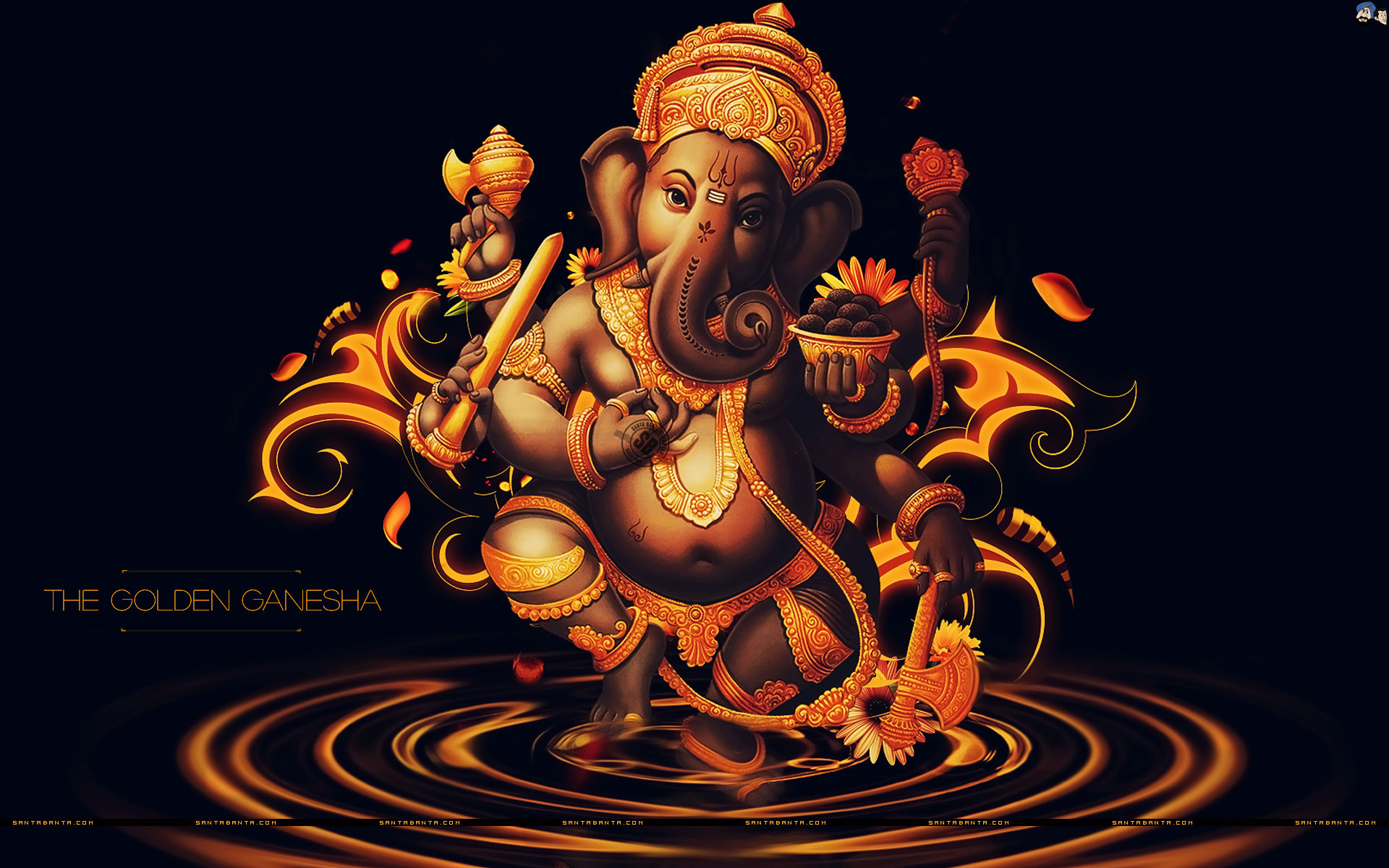 ganesh 3d wallpaper free download