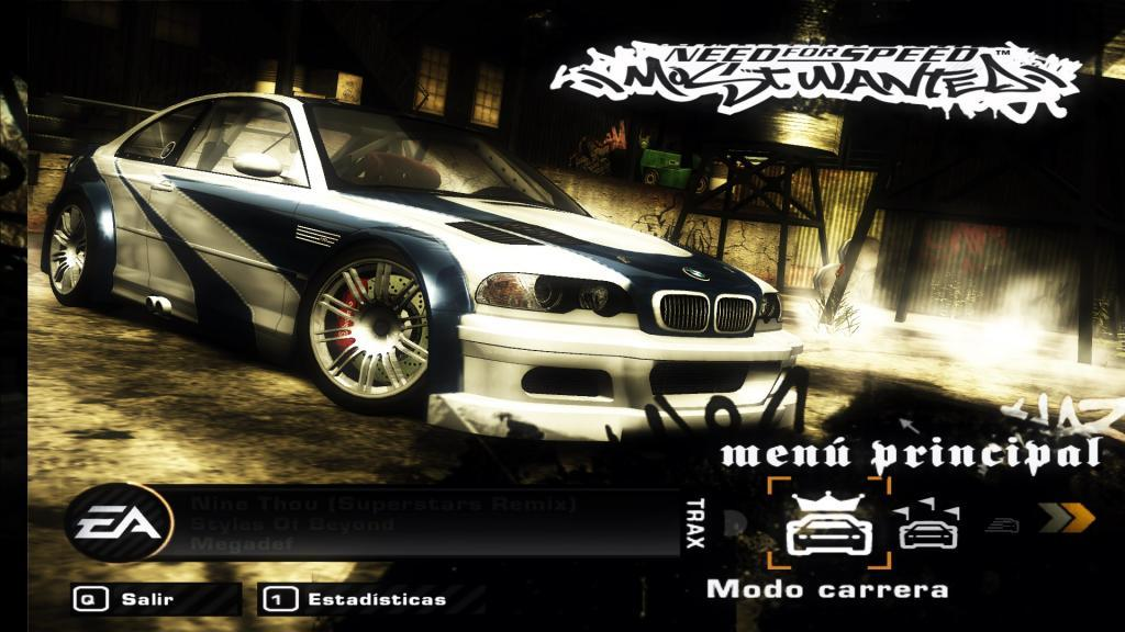 Need for speed most wanted para pc mega site download Nfs most wanted para pc
