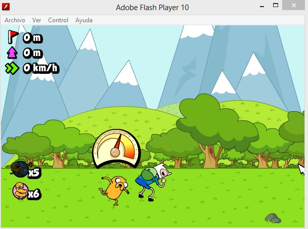 Descargar Super Finn Saltarin Para Pc...........