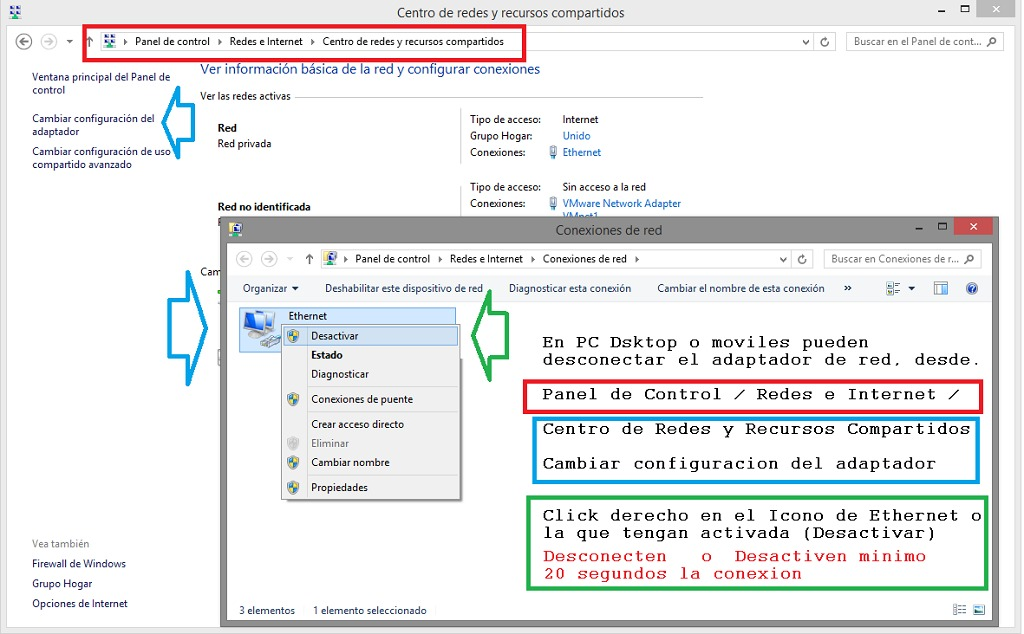Windows 8 / 8.1 Pro RTM/Office 2013 - Guia de Activacion