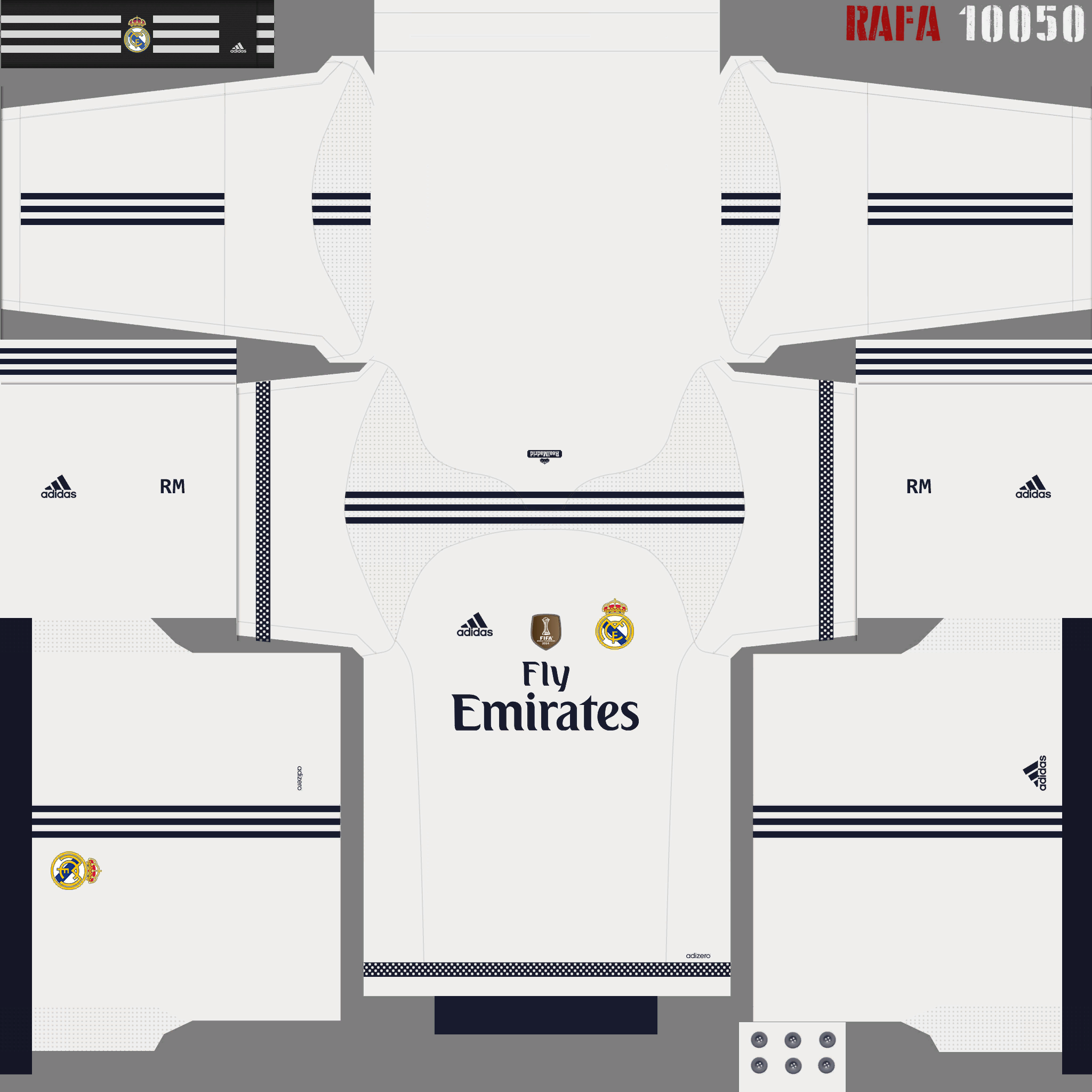 Kit Real Madrid Para Pes 2019: [Expo] Posibles Kits Real Madrid 15/16