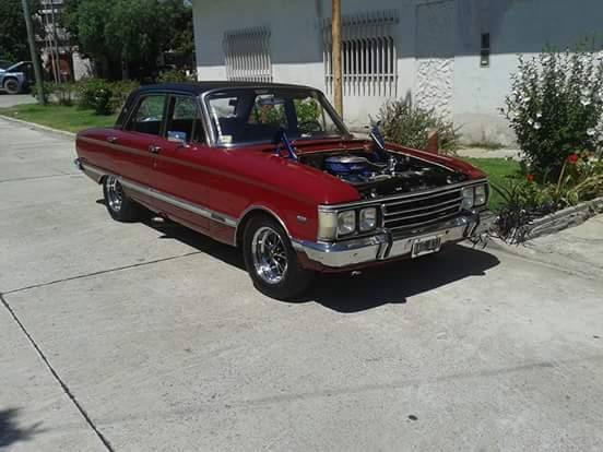 Argentina Ford