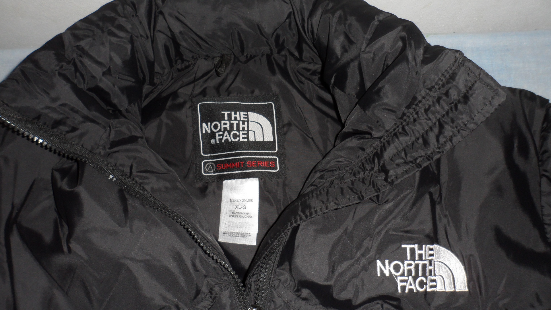 campera marca the north face