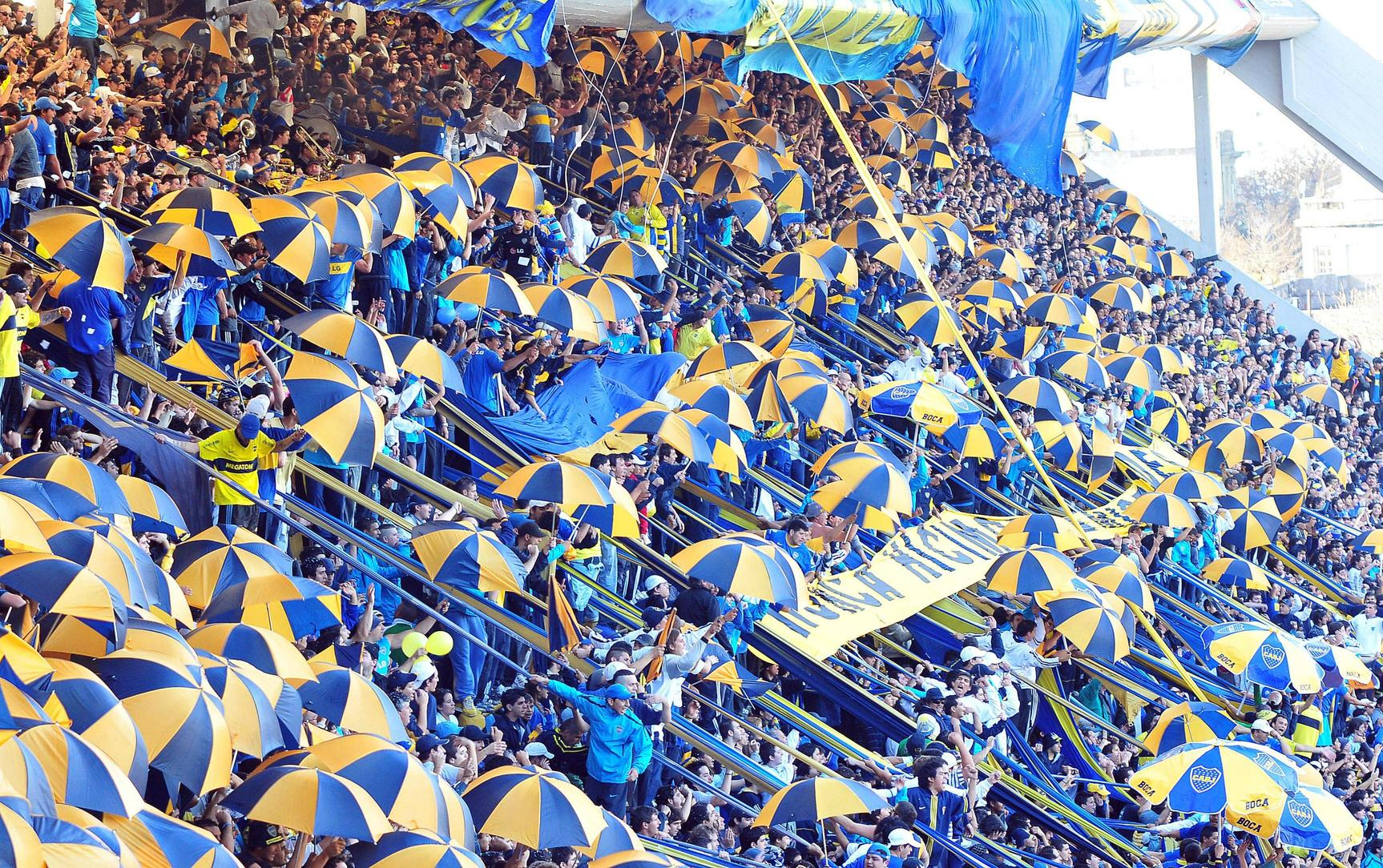 wallpapers de Boca y la 12