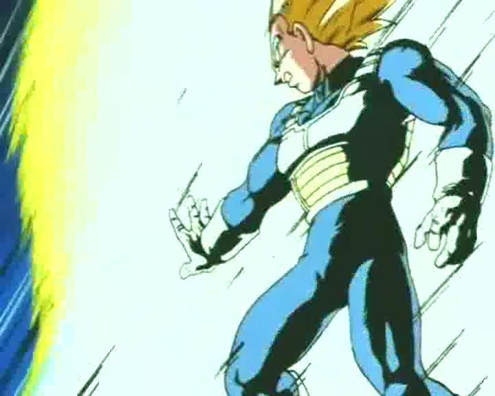 Dragon Ball Z - El orgullo de Vegeta [Megapost]