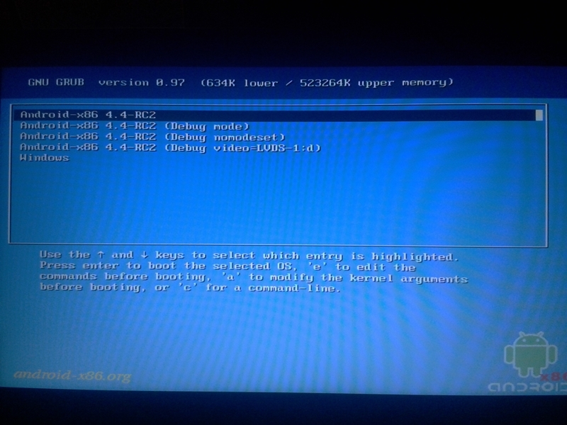 instalar android en mi laptop