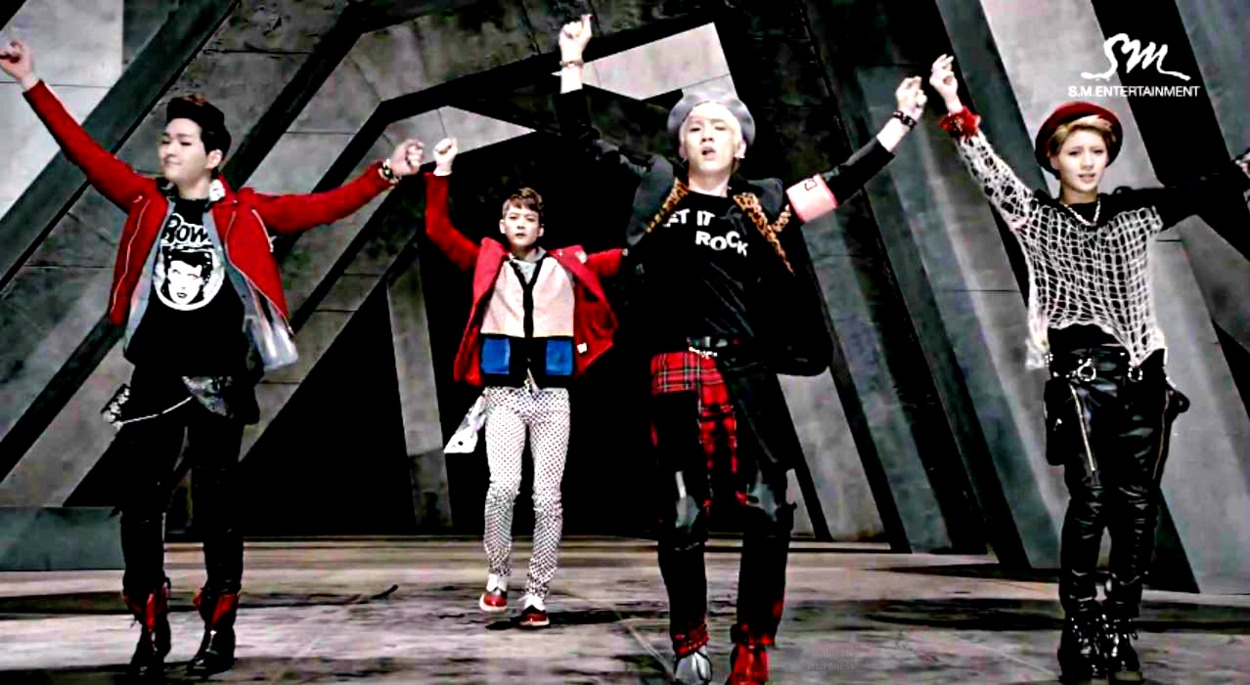 SHINee - Why so serious