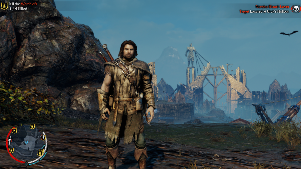 Mi experiencia con Middle Earth Shadow of Mordor