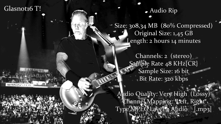 Quebec Magnetic - Audio Rip - Blue Ray Rip 1080