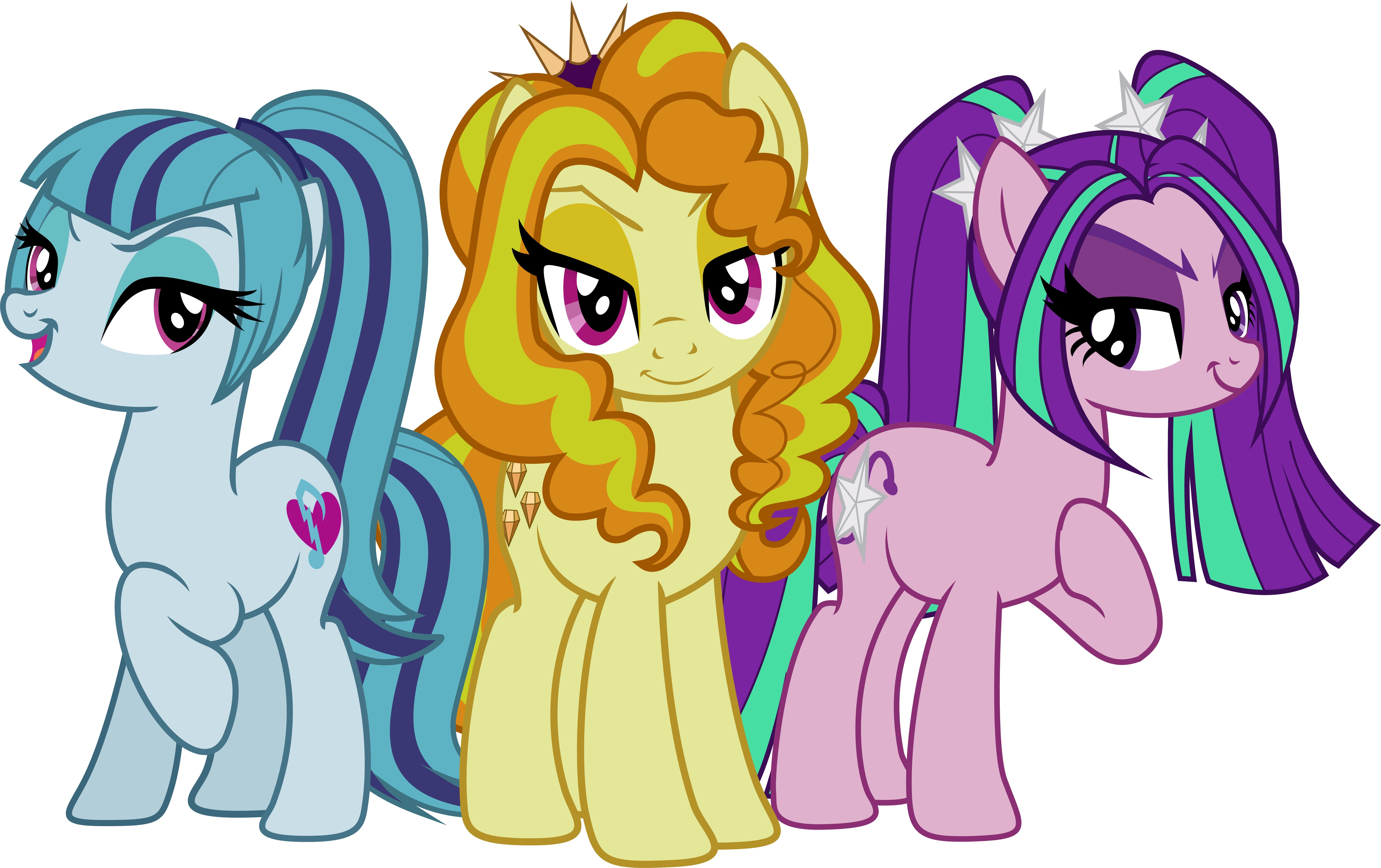 My Little Pony Sirens Coloring Pages : La verdad sobre celestia capitulo info taringa
