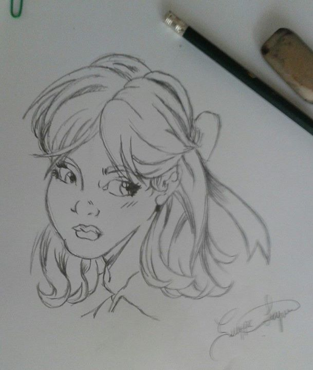 rostro mujer